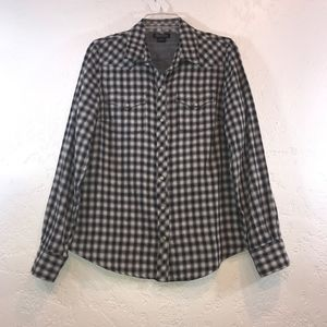 Lucky Brand Long Sleeve Size M Lined Shirt